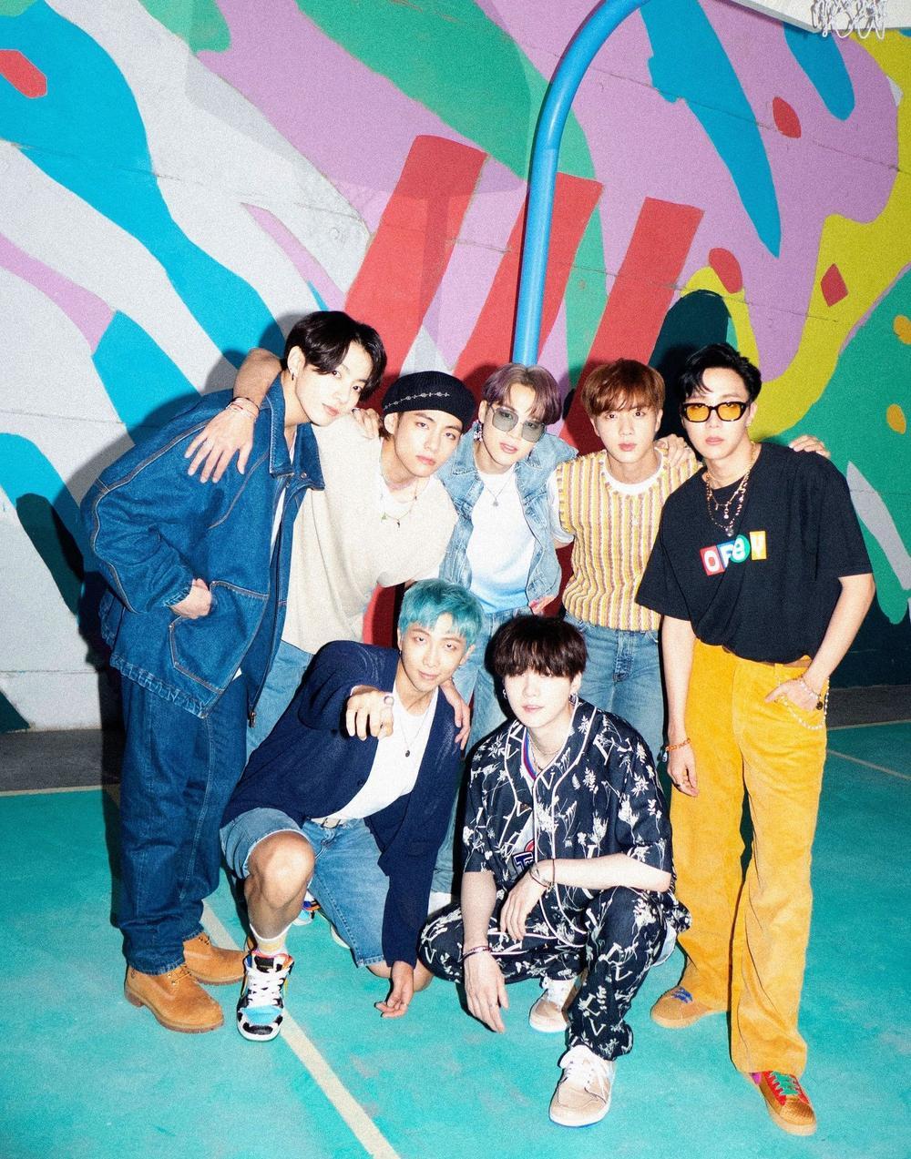 Nhây như 'Dynamite' của BTS: Tiếp tục giành cúp thứ 30 trên show âm nhạc Ảnh 2
