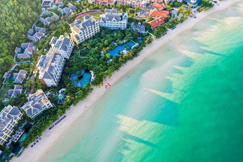 Cận cảnh sự trỗi dậy của Phú Quốc - nơi vừa trở thành phố đảo đầu tiên của Việt Nam Ảnh 1