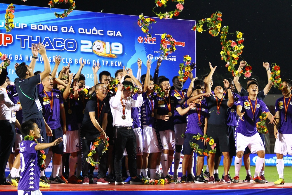 Quảng Nam FC đá hạng Nhất, Hà Nội FC có giảm cơ hội vô địch V.League? Ảnh 1
