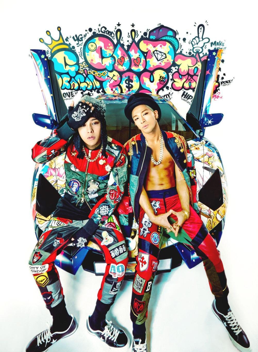 MV 'Good Boy' của Taeyang và G-Dragon cán mốc 300 triệu lượt xem Ảnh 2