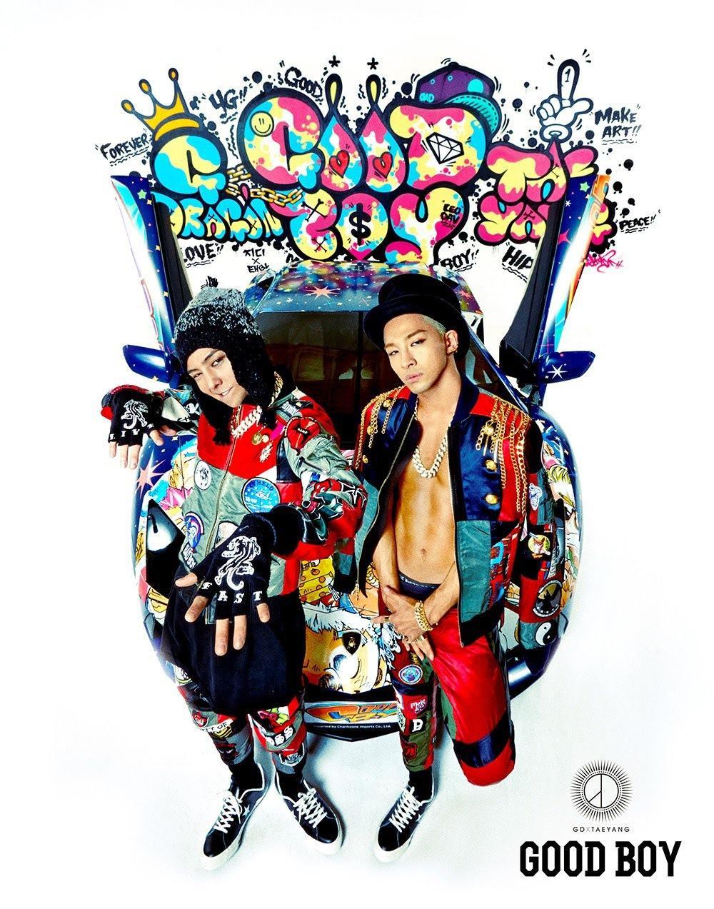 MV 'Good Boy' của Taeyang và G-Dragon cán mốc 300 triệu lượt xem Ảnh 3