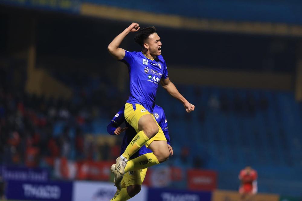 Siêu Cúp Quốc gia: Trung vệ Hà Nội FC xuất sắc nhất trận Ảnh 1