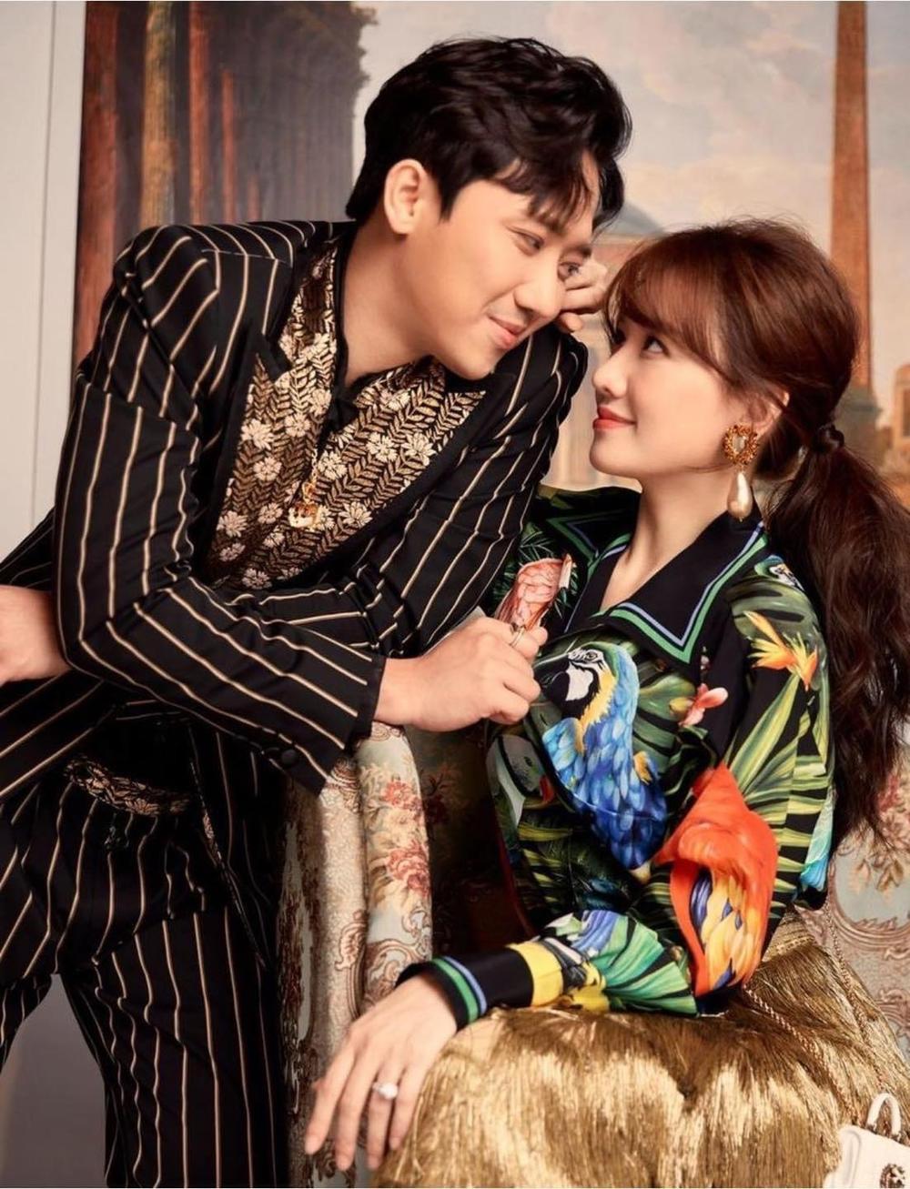 Hari Won lần đầu chia sẻ bức thư của Trấn Thành 5 năm trước, bày tỏ: 'Lúc đó đọc xong thấy hơi kỳ' Ảnh 2