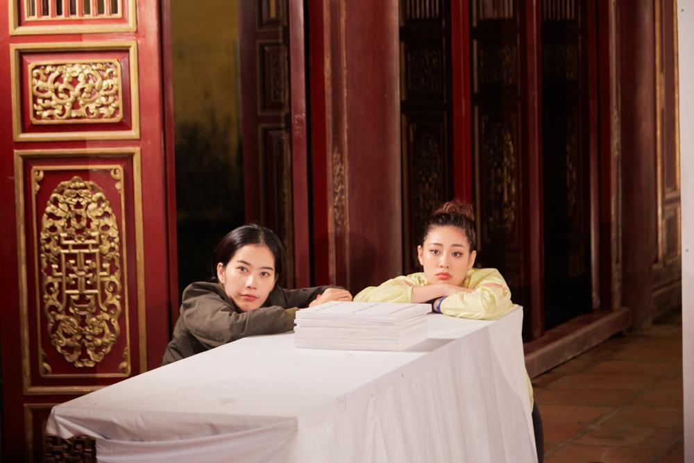 Sức khỏe yếu lại bất đồng với Khánh Vân, Nam Em khiến Hương Ly khó chịu: 'Sai nặng nề luôn' Ảnh 11