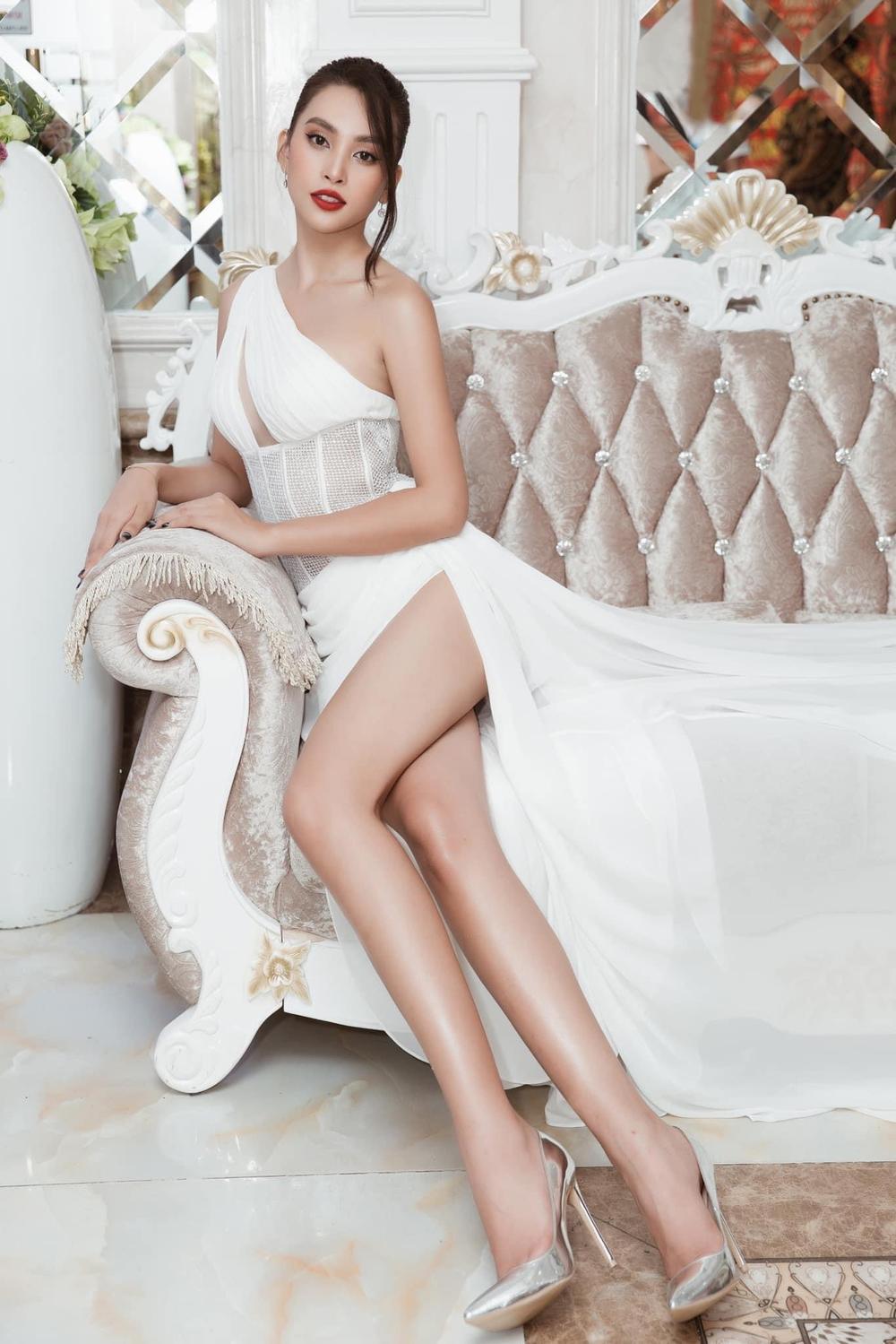 Sau Mai Phương Thúy, đến Hồ Ngọc Hà cũng phải công nhận: 'Trần Tiểu Vy là hoa hậu đẹp nhất' Ảnh 9
