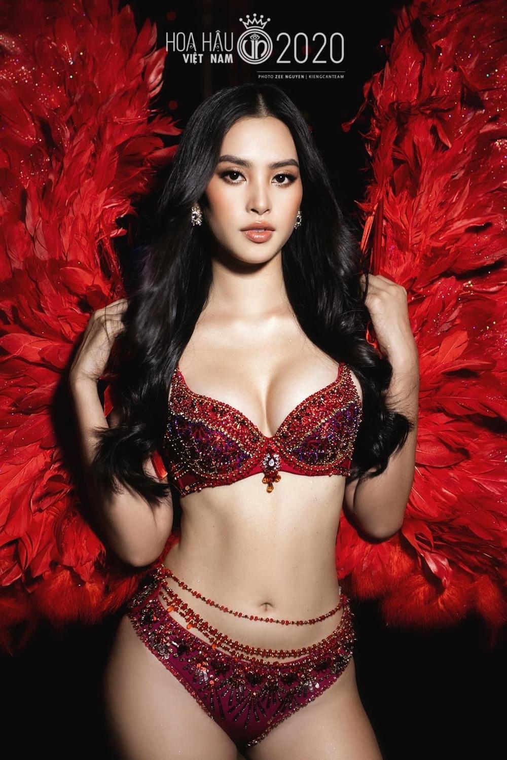 Sau Mai Phương Thúy, đến Hồ Ngọc Hà cũng phải công nhận: 'Trần Tiểu Vy là hoa hậu đẹp nhất' Ảnh 16