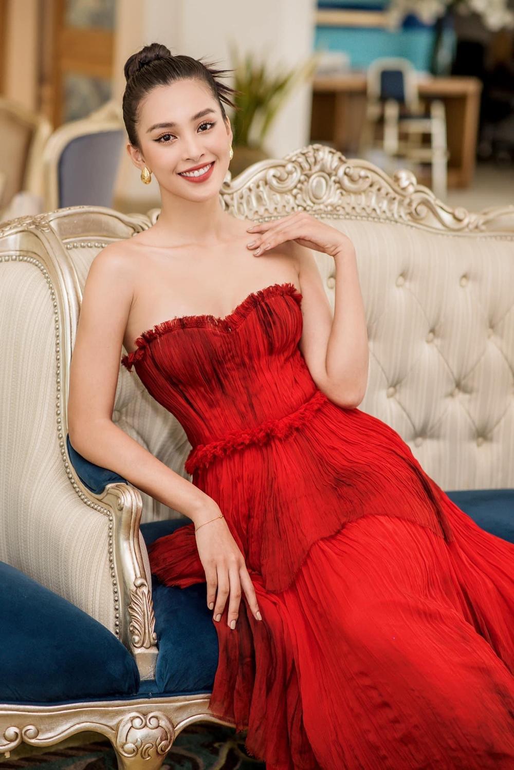 Sau Mai Phương Thúy, đến Hồ Ngọc Hà cũng phải công nhận: 'Trần Tiểu Vy là hoa hậu đẹp nhất' Ảnh 10