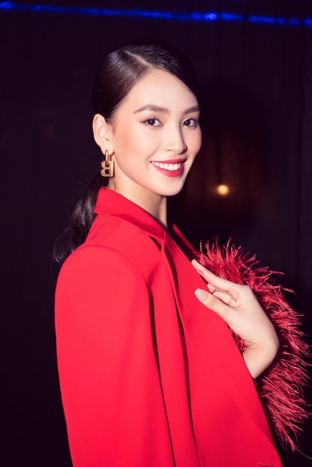 Sau Mai Phương Thúy, đến Hồ Ngọc Hà cũng phải công nhận: 'Trần Tiểu Vy là hoa hậu đẹp nhất' Ảnh 5
