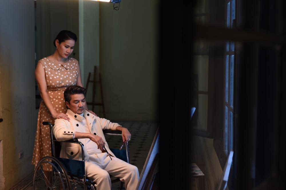 Đàm Vĩnh Hưng lấy nước mắt khán giả với phần cuối 'vũ trụ tình tay ba' Je T'Aime Ảnh 2