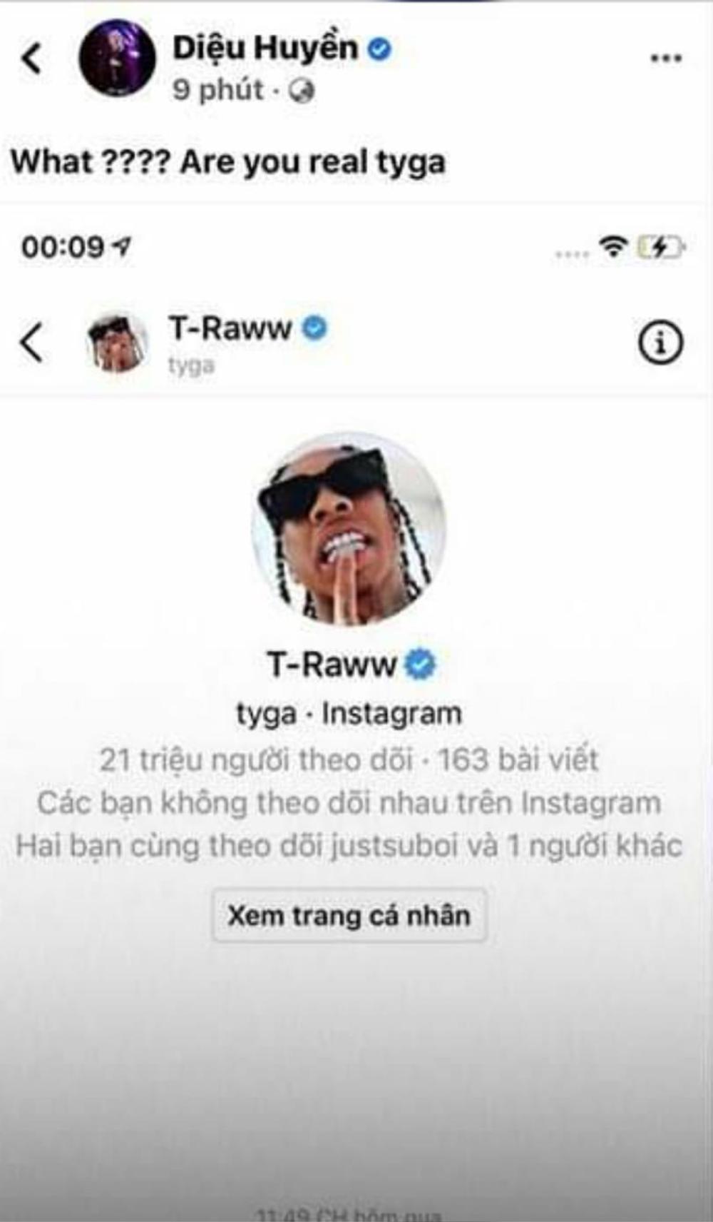 Tyga - Nam rapper muốn hợp tác cùng Pháo (King of Rap) nổi tiếng cỡ nào? Ảnh 1