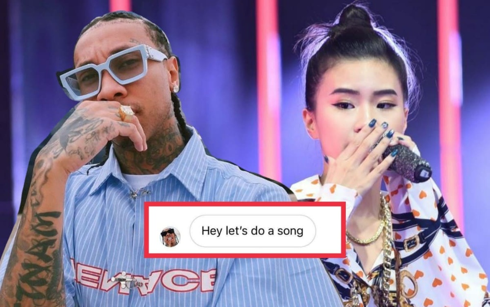 Tyga - Nam rapper muốn hợp tác cùng Pháo (King of Rap) nổi tiếng cỡ nào? Ảnh 7