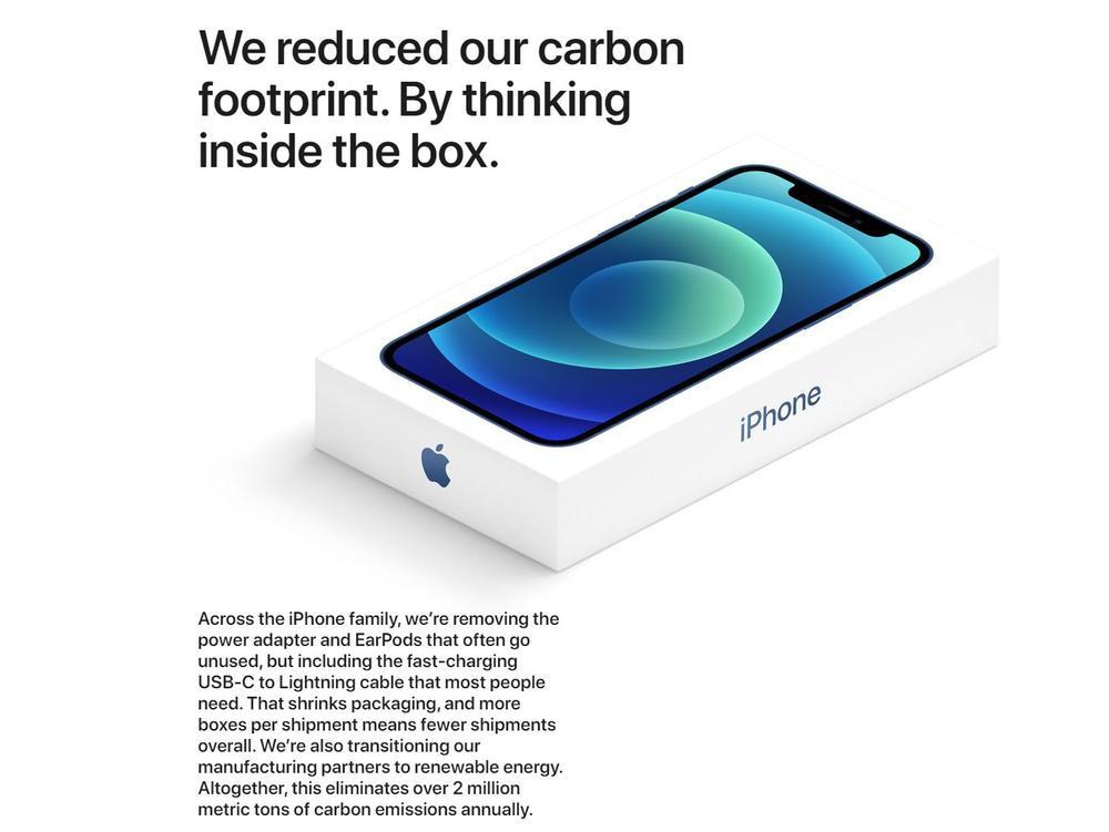 Hé lộ số tiền Apple tiết kiệm được khi bỏ củ sạc, tai nghe khỏi hộp đựng Ảnh 1