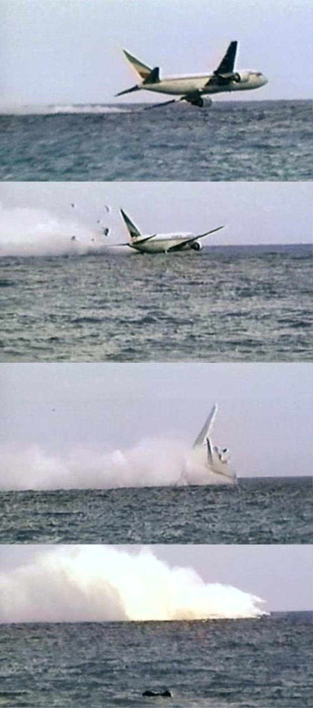 Thực hư đoạn video quay lại cảnh máy bay ở Indonesia lao xuống biển đang được lan truyền trên MXH Ảnh 4