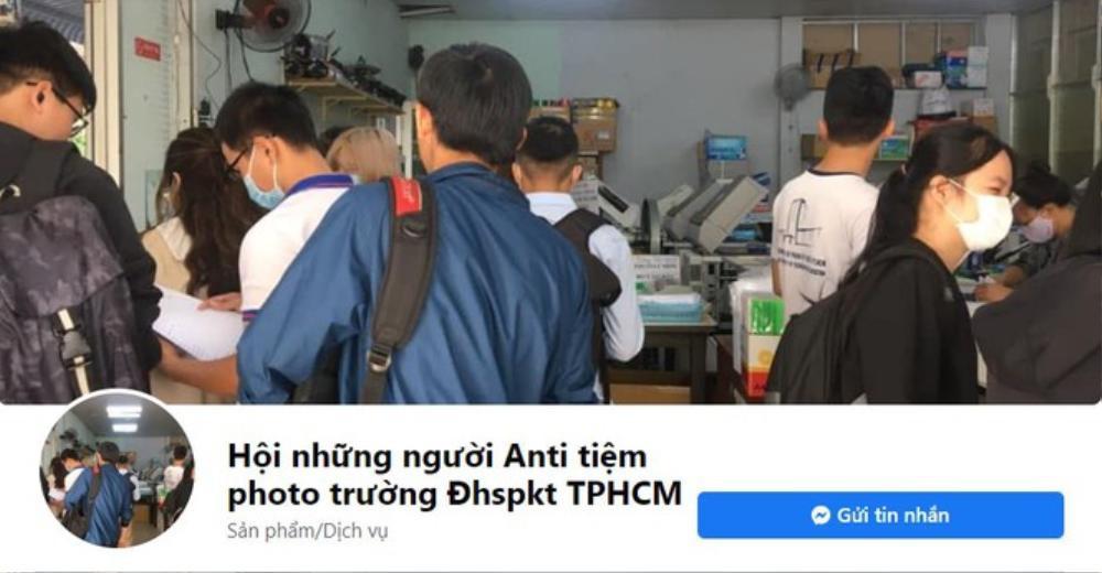 Sau loạt group anti nghệ sĩ, xuất hiện group anti tiệm photocopy ĐH Sư phạm Kỹ thuật TP.HCM gây xôn xao Ảnh 1