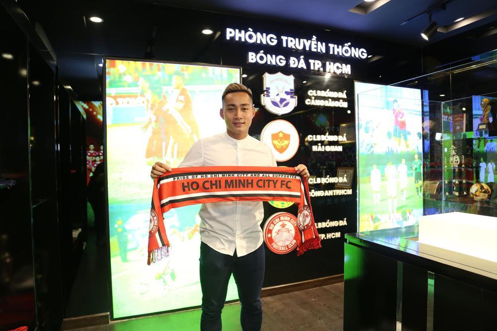 Gương mặt kỳ vọng ở V.League 2020: Hồ Tuấn Tài sẽ bay cao cùng TPHCM? Ảnh 1