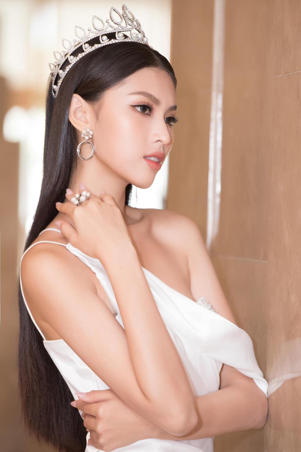 Ê-kíp Hoa hậu Hòa bình dự đoán Ngọc Thảo có cơ hội đăng quang: 'Á hậu Việt Nam rất đẹp, fan lại đông' Ảnh 6