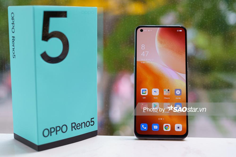 Đánh giá OPPO Reno5: Phần nhìn không mới mẻ nhưng bên trong đủ hấp dẫn Ảnh 7