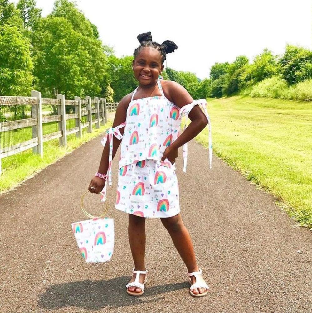Cảm động người bố may 200 bộ quần áo đẹp tặng cho con gái Ảnh 10