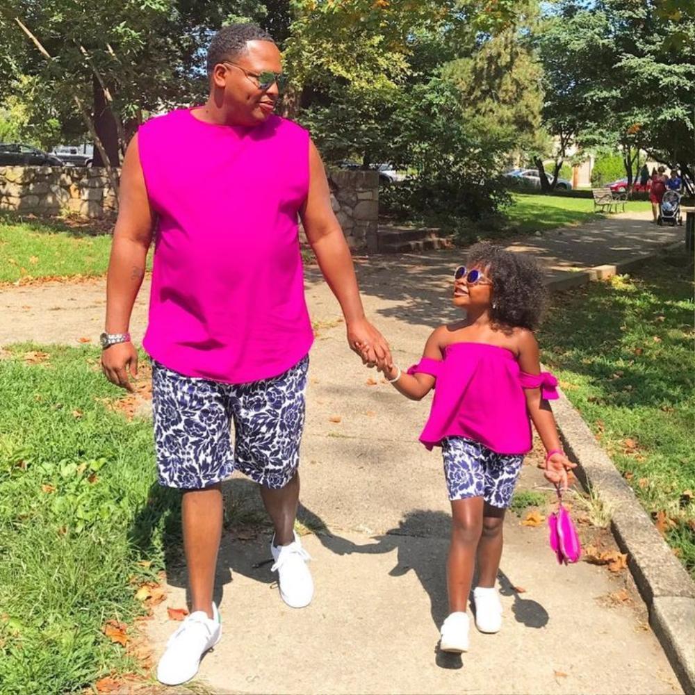 Cảm động người bố may 200 bộ quần áo đẹp tặng cho con gái Ảnh 1
