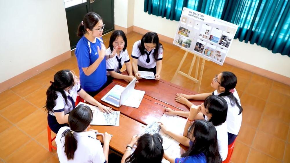 Tập 2 'Thiếu Niên Nói 2021' sẽ dừng chân ở ngôi trường nào? Ảnh 7