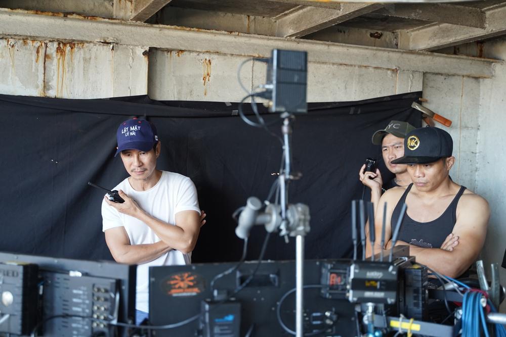 Lật mặt 5: Lý Hải chơi lớn, mời đạo diễn Hàn Quốc của siêu phẩm 'Sát thủ nhân tạo' làm cố vấn Ảnh 10
