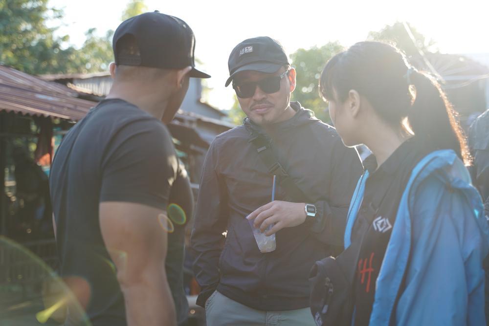 Lật mặt 5: Lý Hải chơi lớn, mời đạo diễn Hàn Quốc của siêu phẩm 'Sát thủ nhân tạo' làm cố vấn Ảnh 9