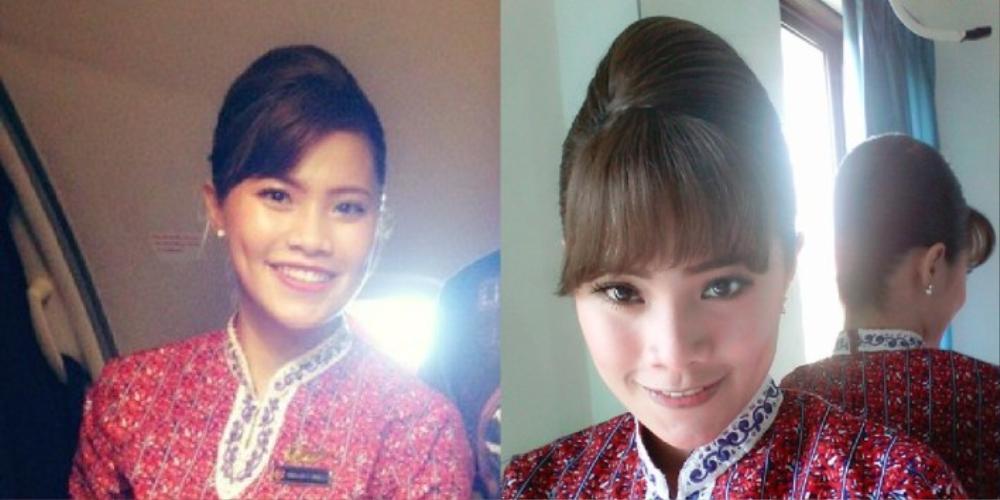 Chân dung 3 nữ tiếp viên xinh đẹp thiệt mạng trong vụ máy bay rơi ở Indonesia Ảnh 2