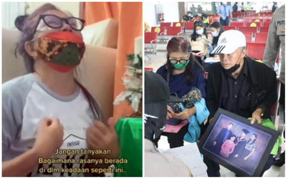 Chân dung 3 nữ tiếp viên xinh đẹp thiệt mạng trong vụ máy bay rơi ở Indonesia Ảnh 3