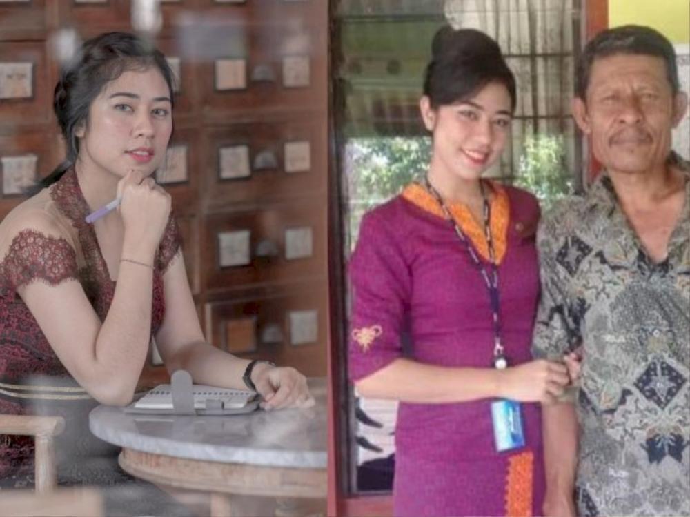 Chân dung 3 nữ tiếp viên xinh đẹp thiệt mạng trong vụ máy bay rơi ở Indonesia Ảnh 1