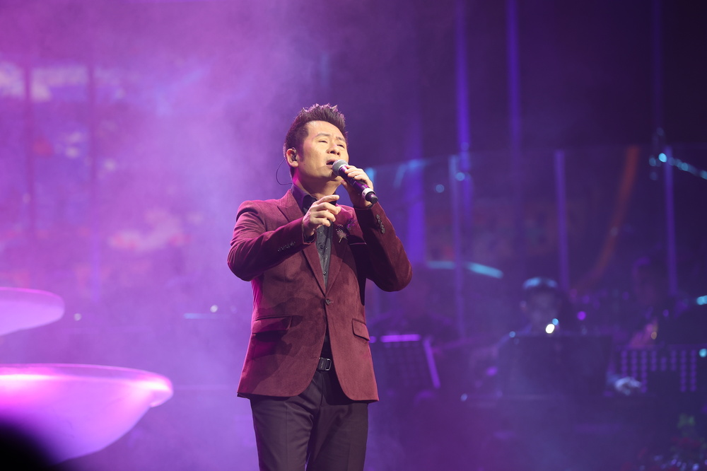 Minh Tâm 'The Voice Kids' hạnh phúc khi được hợp ca cùng Mỹ Tâm - Bằng Kiều trong đêm nhạc chào xuân 2021 Ảnh 12