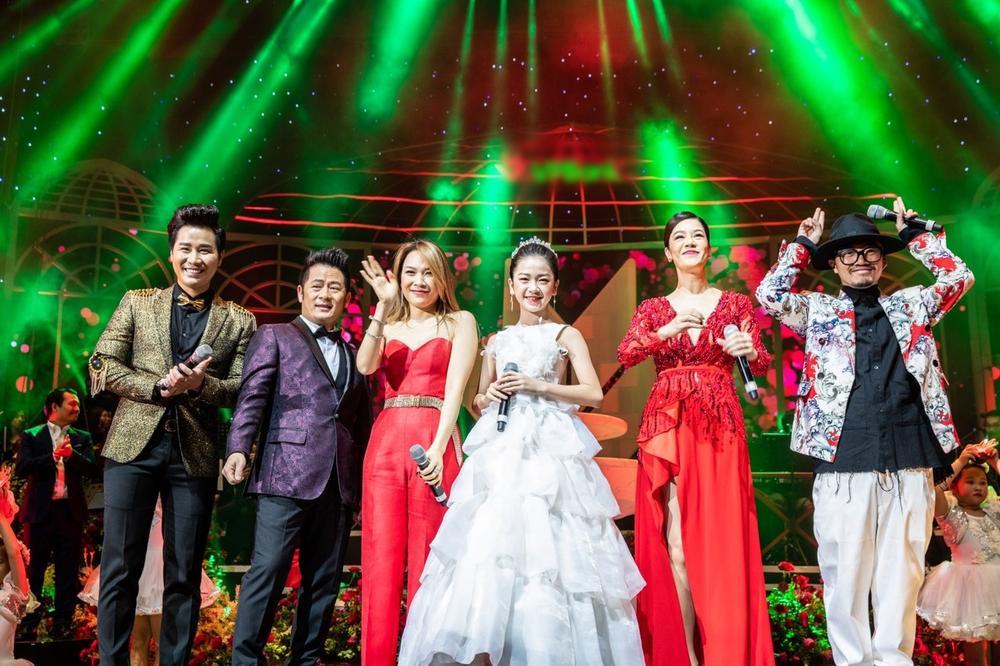 Minh Tâm 'The Voice Kids' hạnh phúc khi được hợp ca cùng Mỹ Tâm - Bằng Kiều trong đêm nhạc chào xuân 2021 Ảnh 1