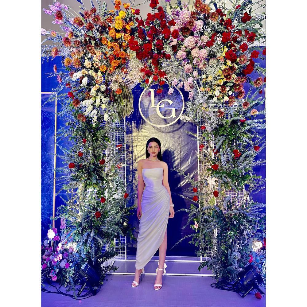 Cẩm Đan quen Đức Huy từ Hoa hậu Việt Nam, chồng cũ Lệ Quyên hỗ trợ đi thi Ảnh 3