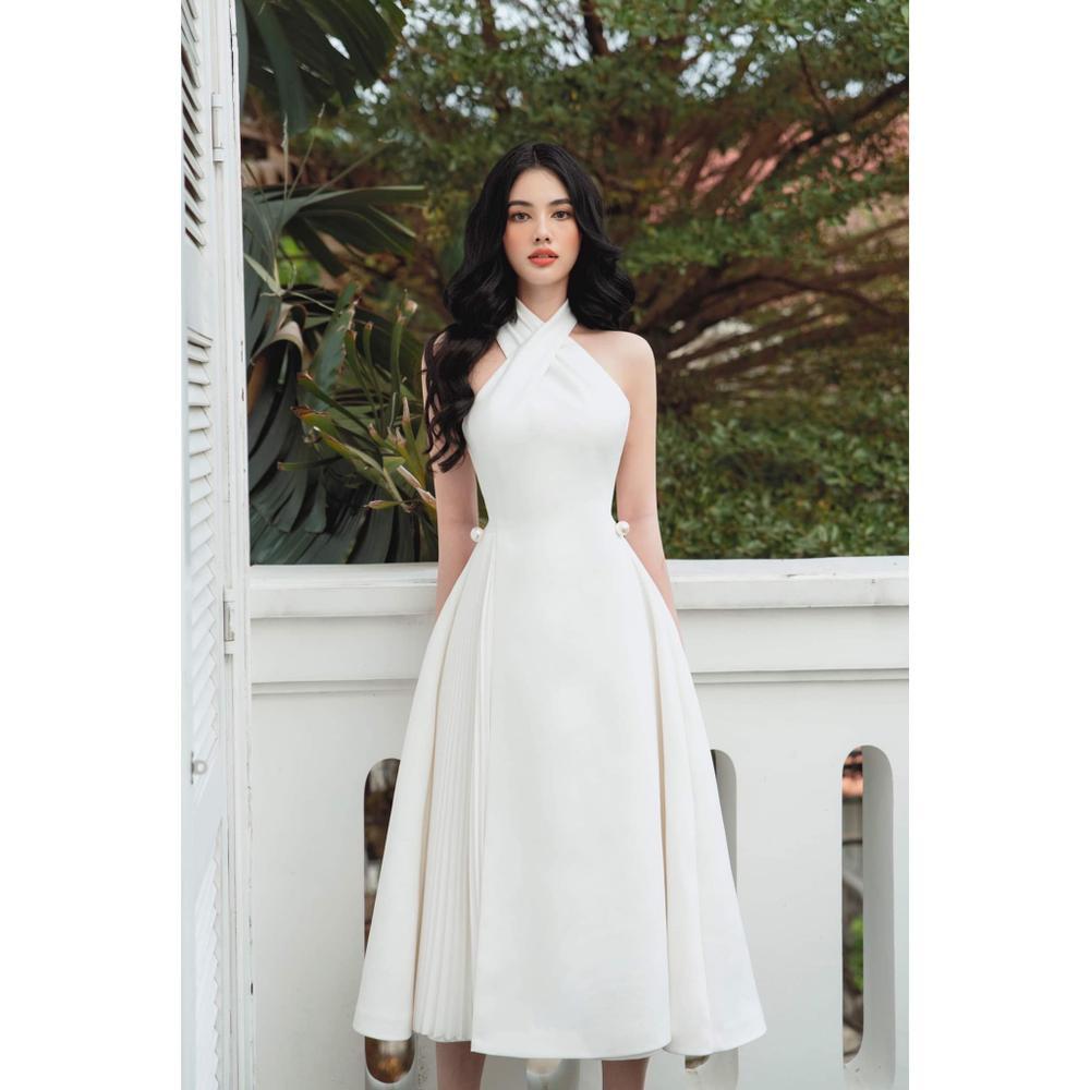 Cẩm Đan quen Đức Huy từ Hoa hậu Việt Nam, chồng cũ Lệ Quyên hỗ trợ đi thi Ảnh 4