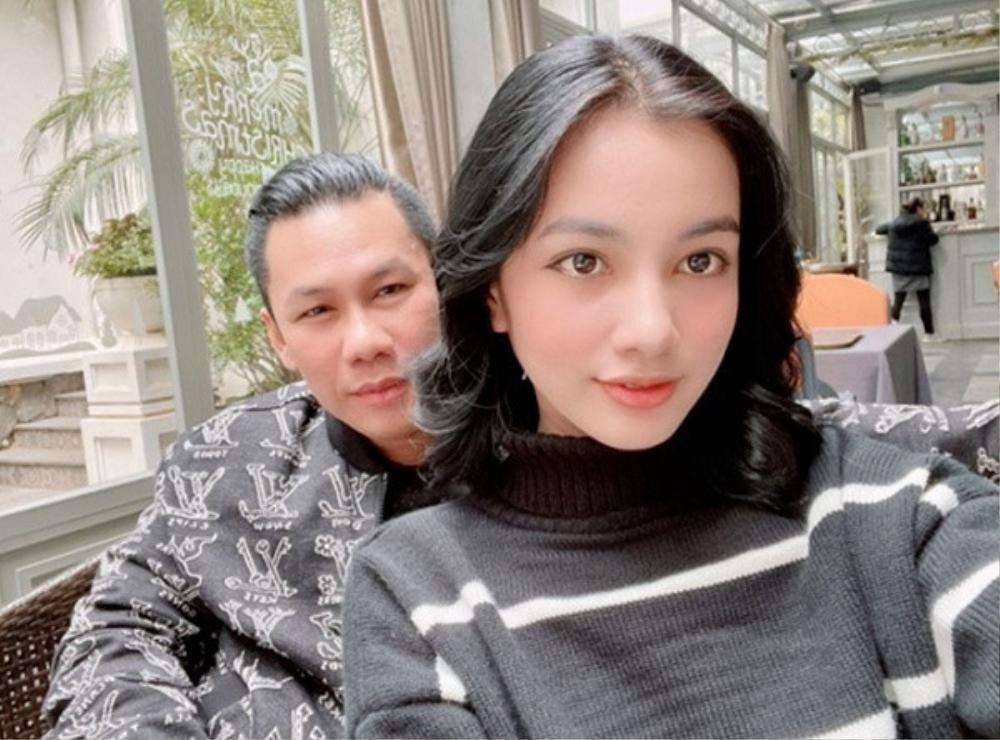 Cẩm Đan quen Đức Huy từ Hoa hậu Việt Nam, chồng cũ Lệ Quyên hỗ trợ đi thi Ảnh 1