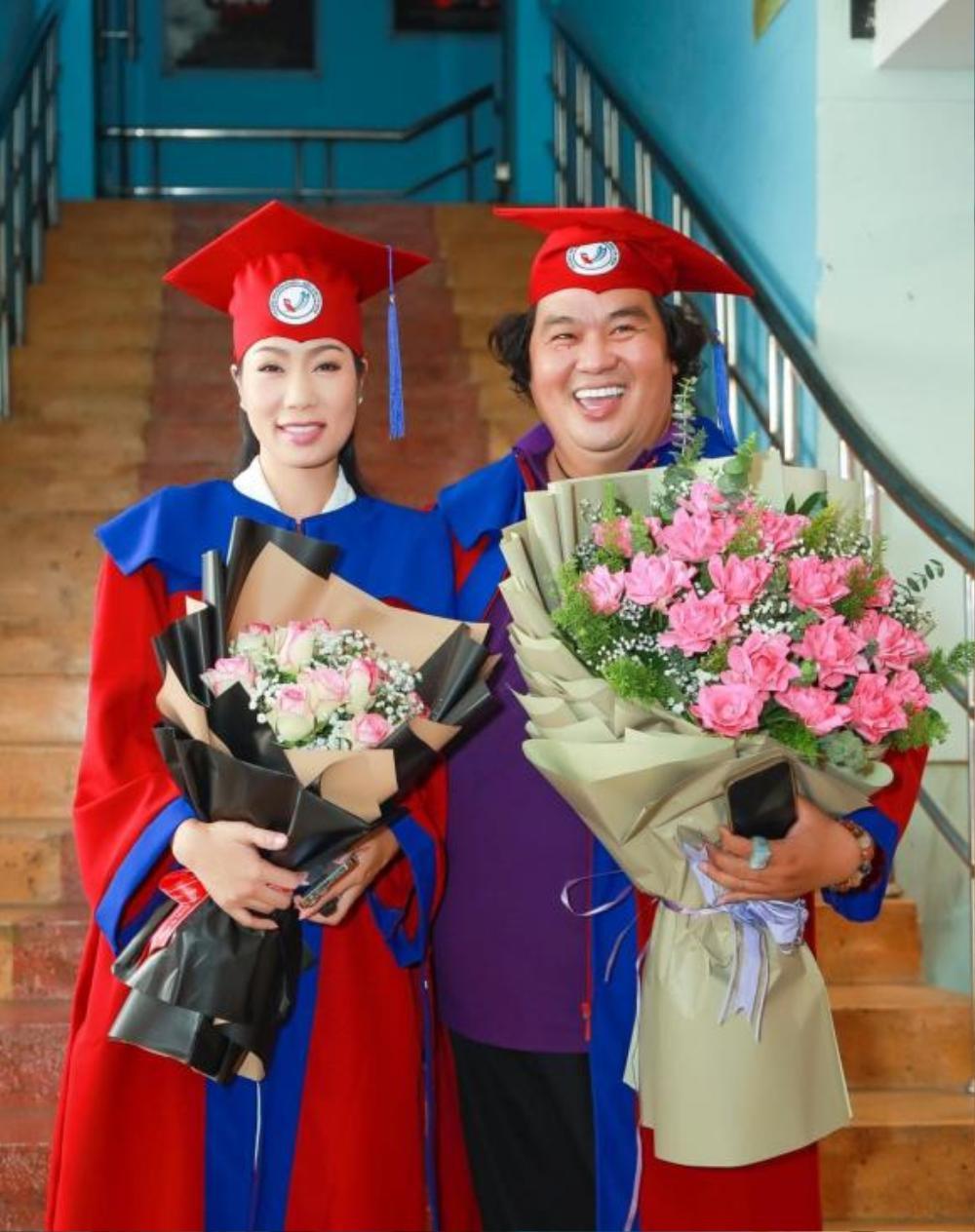 Ở tuổi 49, Á hậu Trịnh Kim Chi tốt nghiệp Cử nhân Trường đại học Sân khấu - Điện ảnh Ảnh 3