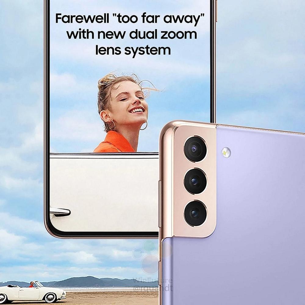 Lộ hình ảnh hộp đựng Galaxy S21 series mỏng dính: Không còn củ sạc, tai nghe Ảnh 3