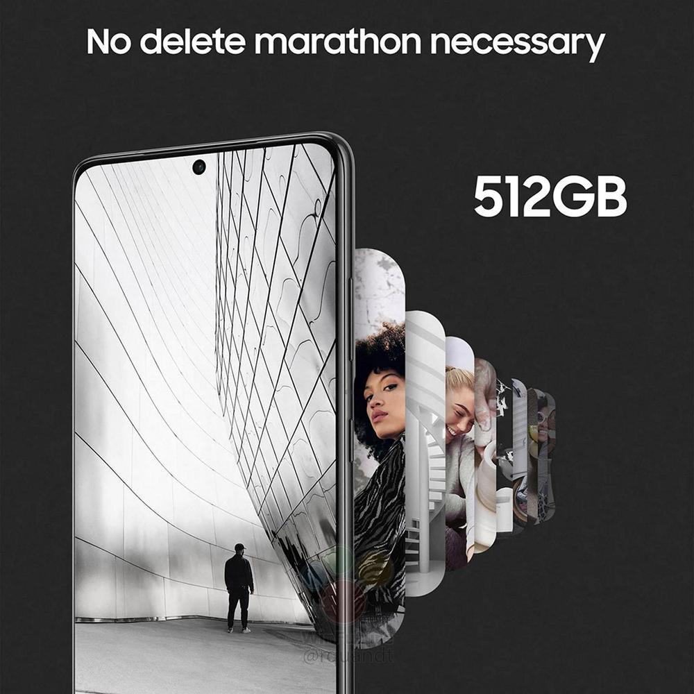 Lộ hình ảnh hộp đựng Galaxy S21 series mỏng dính: Không còn củ sạc, tai nghe Ảnh 5