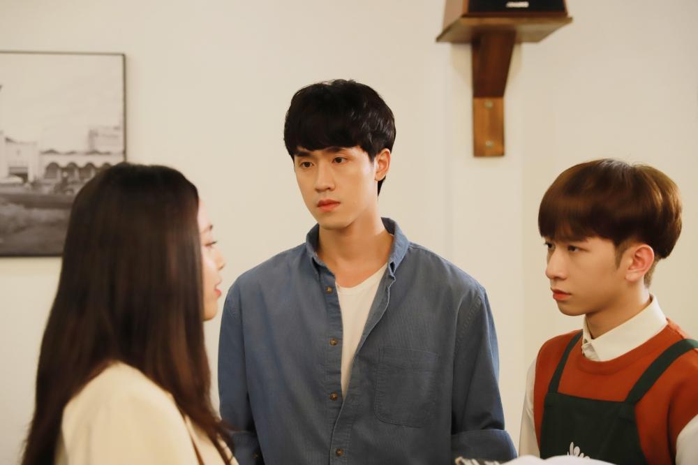 Fan thích thú với loạt đối thoại vừa đáo để vừa đáng yêu của Đỗ Hoàng Dương ở 'Em là chàng trai của anh' Ảnh 4