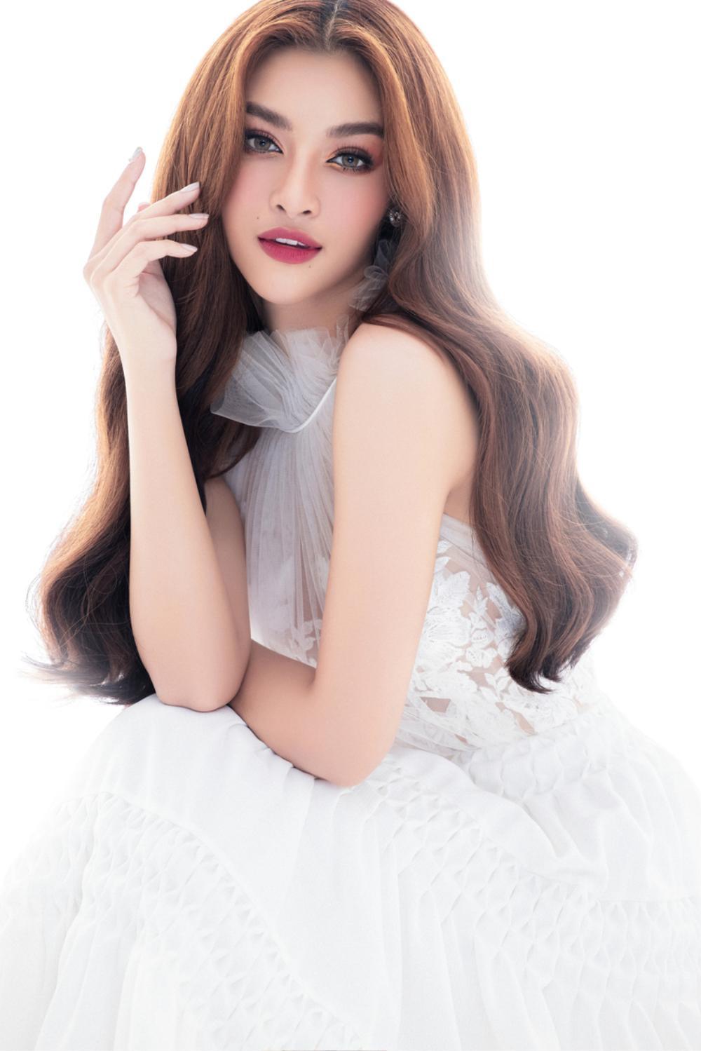 Á hậu Kiều Loan khoe nhan sắc quyến rũ trong bộ ảnh mới Ảnh 10