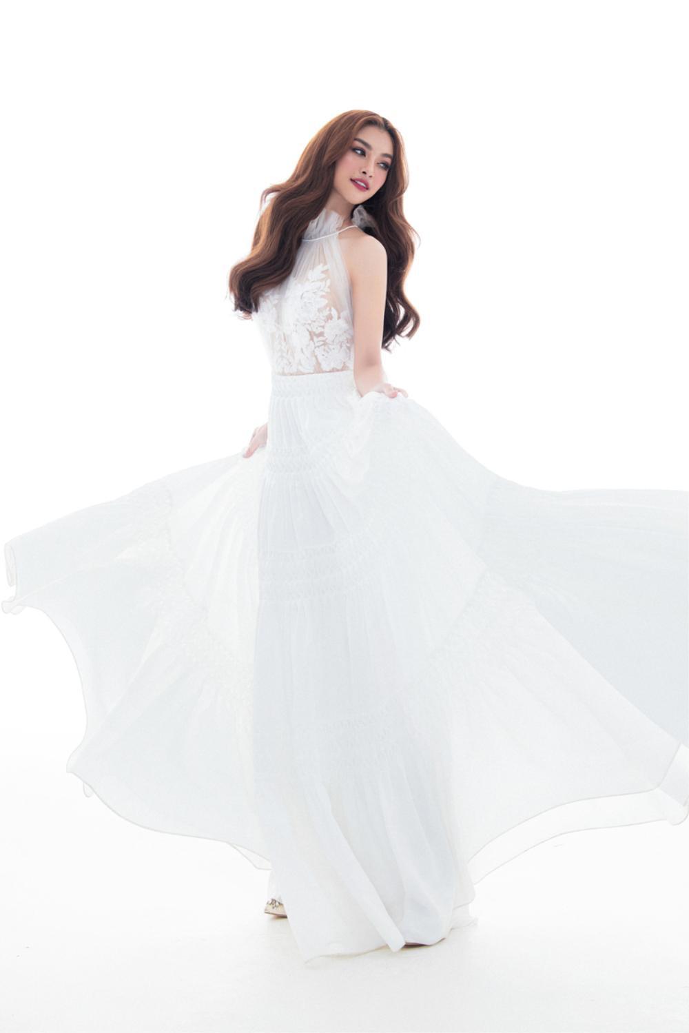 Á hậu Kiều Loan khoe nhan sắc quyến rũ trong bộ ảnh mới Ảnh 11
