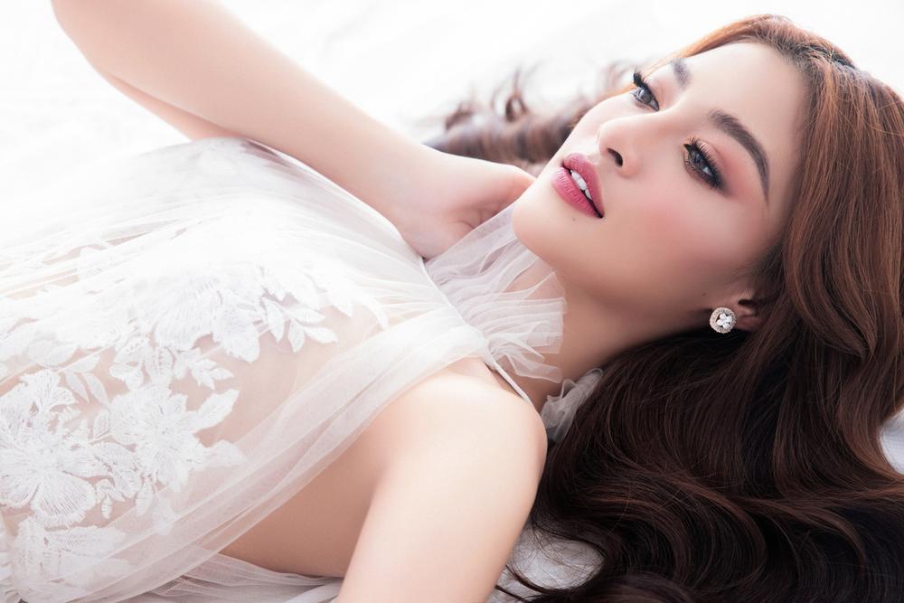 Á hậu Kiều Loan khoe nhan sắc quyến rũ trong bộ ảnh mới Ảnh 14