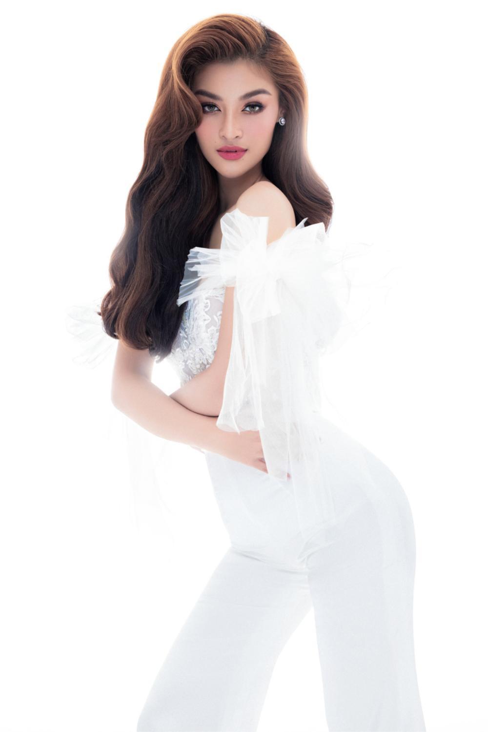 Á hậu Kiều Loan khoe nhan sắc quyến rũ trong bộ ảnh mới Ảnh 2