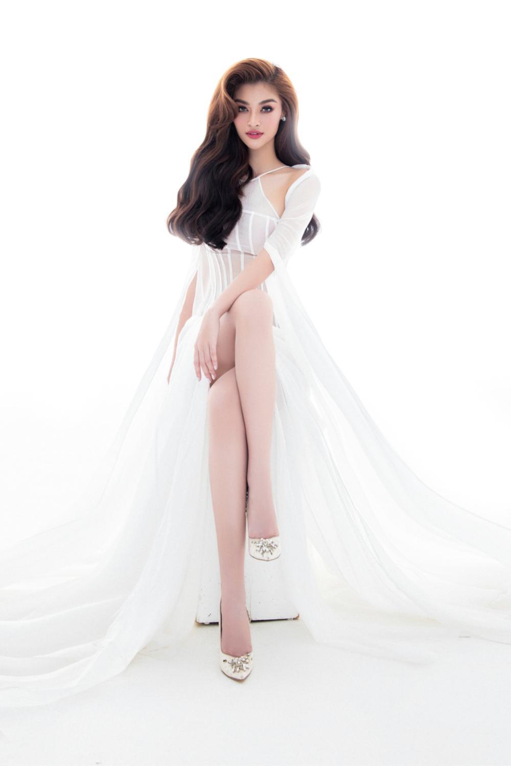 Á hậu Kiều Loan khoe nhan sắc quyến rũ trong bộ ảnh mới Ảnh 5
