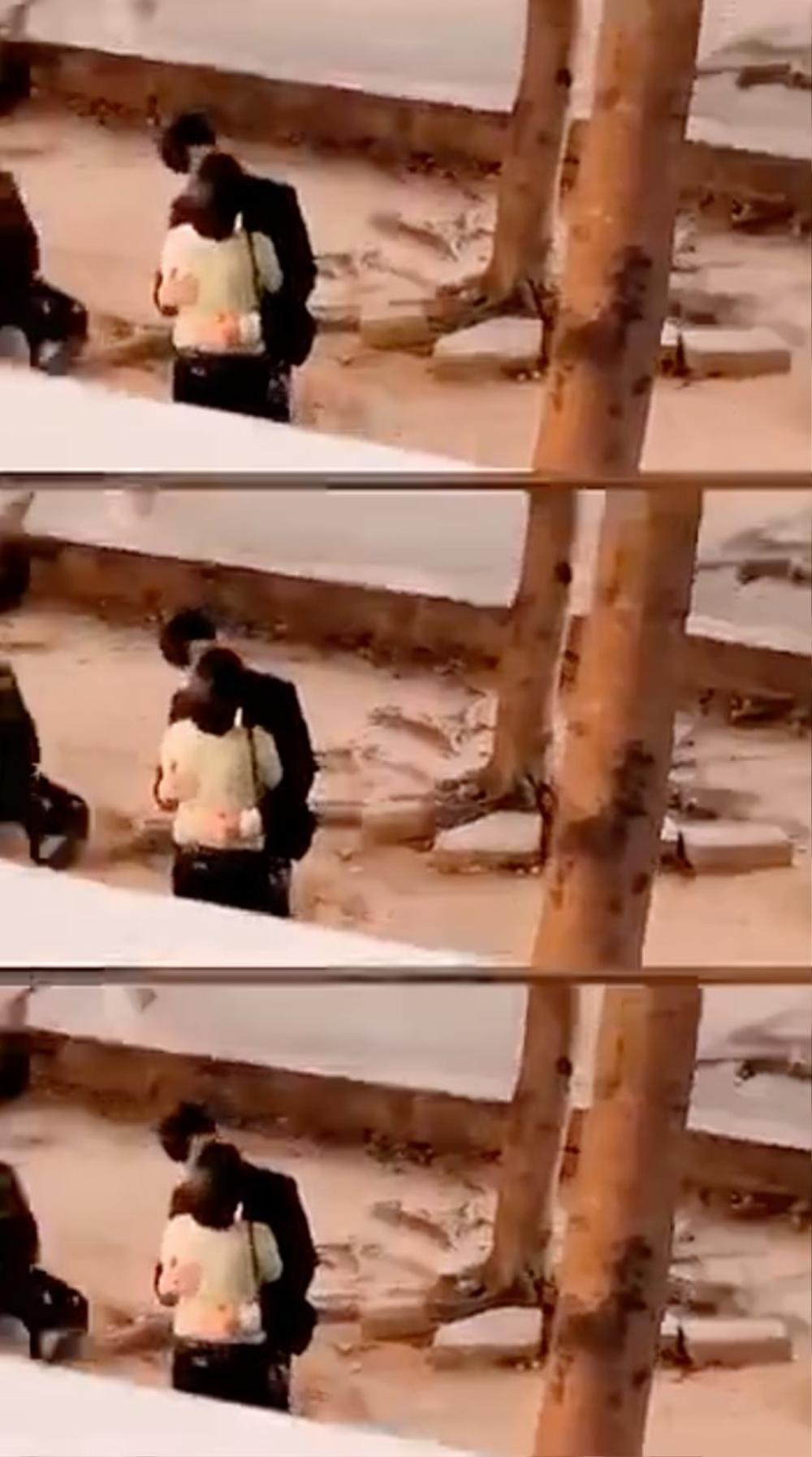 Hết chạm môi Tiêu Chiến, Dương Tử lộ ảnh hôn thắm thiết Tỉnh Bách Nhiên trong phim mới Ảnh 4