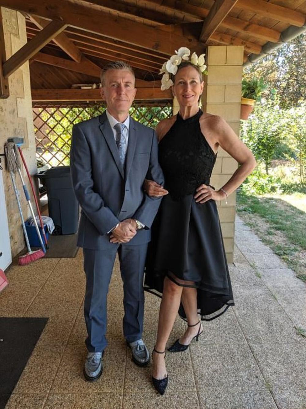 Chuyện tình hợp tan như phim điện ảnh của cặp đôi tái hôn ở tuổi 50 Ảnh 5