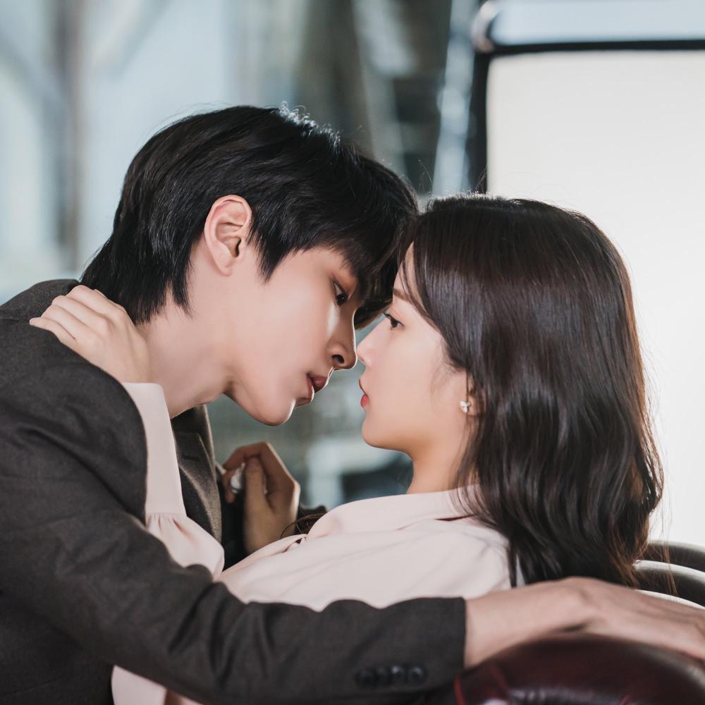 Phim 'True Beauty' của Moon Ga Young và Cha Eun Woo đạt rating cao nhất kể từ khi lên sóng Ảnh 1