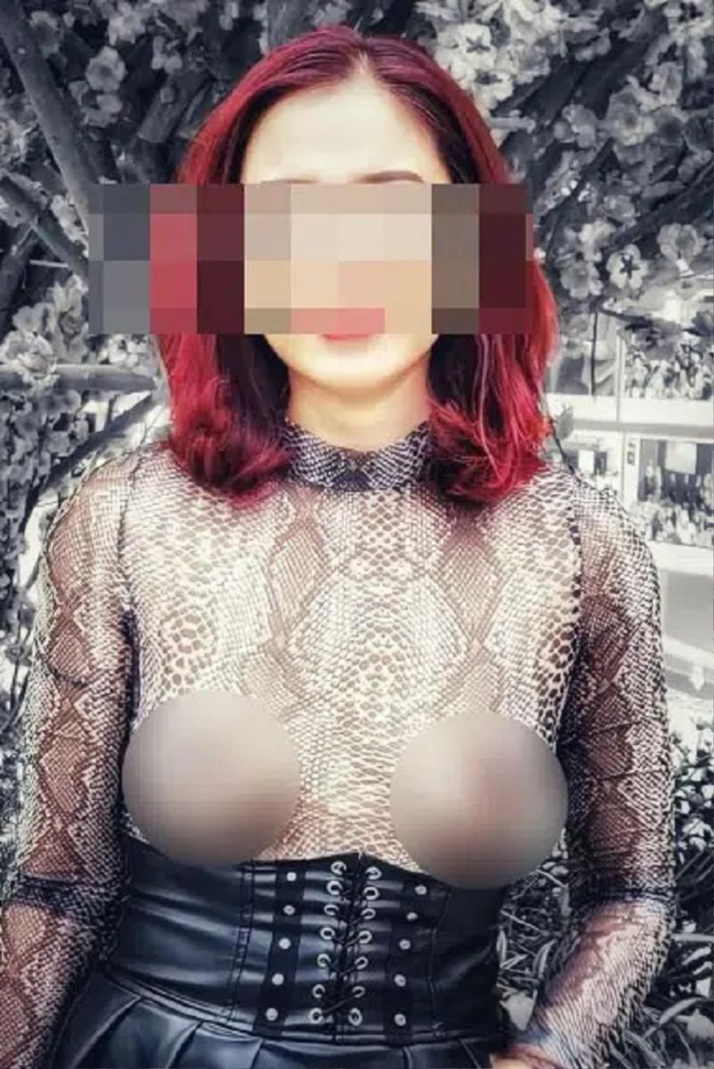 Người phụ nữ thả rông ngực ở Sài Gòn: 'Tôi cho rằng ngực là bộ phận đáng được thể hiện ở nơi công cộng' Ảnh 5