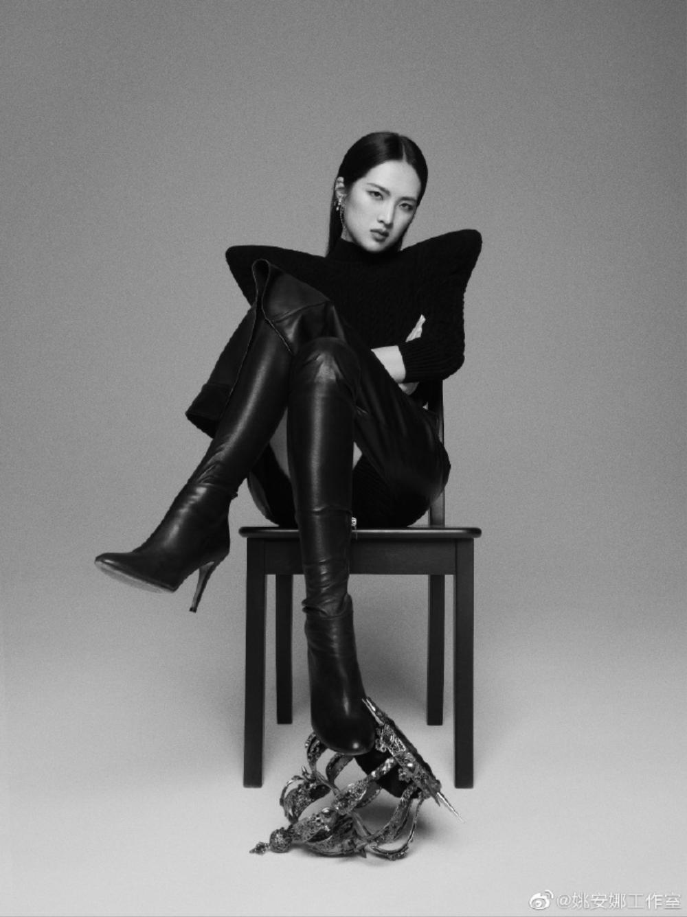 Con gái của tập đoàn Huawei gia nhập vào công ty giải trí của Trần Phi Vũ Ảnh 4