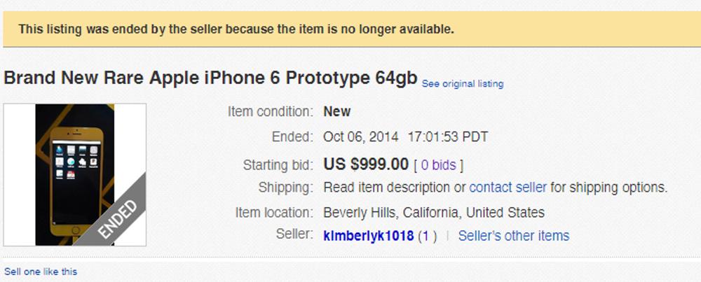Có tiền cũng không mua được chiếc iPhone 'độc nhất vô nhị' này Ảnh 6