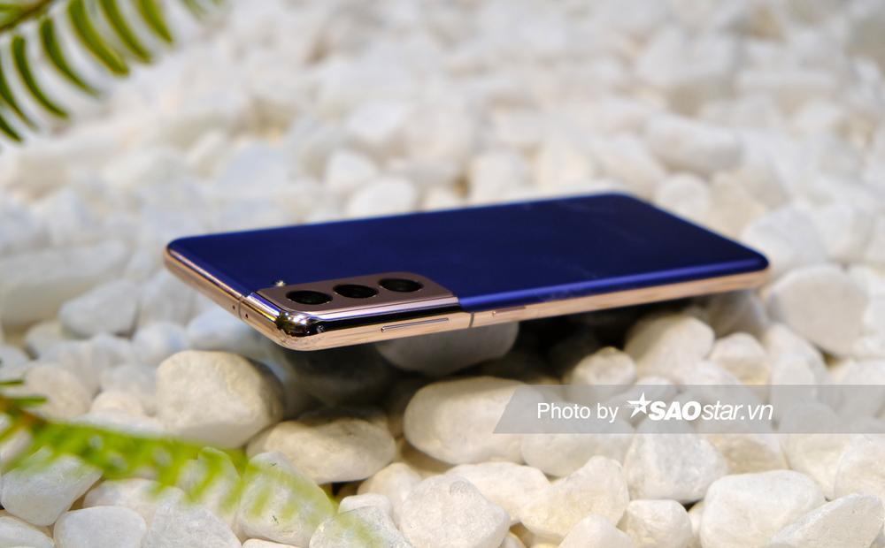 Cận cảnh series Galaxy S21 tại Việt Nam: Đẹp quá Samsung ơi! Ảnh 3